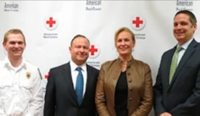 Red Cross Honoring Westport Couple For Work To Place AEDs In Community