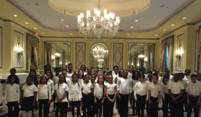 Williams School Chorus Performs at Prestigious Mother's Day Event