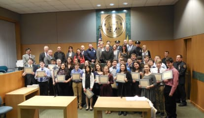 Alliance For Safe Kids Recognizes 2016 Youth Court Graduates In Yorktown