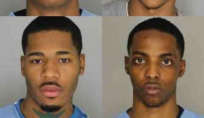 Four Men Charged Following Armed Robbery, New Rochelle Police Chase
