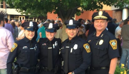 Norwalk Police Adds Three New Officers