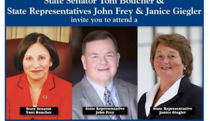 Meet Legislators At Ridgefield Town Hall Meeting