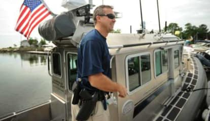 Fairfield County Veteran Continues To Serve Community In Police Marine Unit