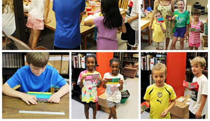 Fairfield's Pequot Library Hosts Take Your Child To The Library Day