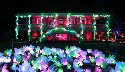 Historic Hudson Valley Adds Lightscapes Dates
