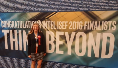 Pelham Student Places Second At International Science Fair