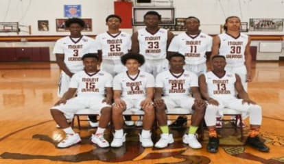 Mount Vernon High Boys Basketball Team Competes In SNY Classic