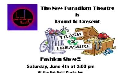 Fairfield 'Trash To Treasure' Fashion Show Benefits Theater Scholarships