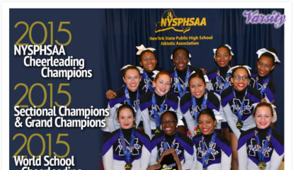 New Rochelle Cheerleading Show Featured In USA Today