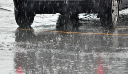 Raw, Rainy Day Could Bring Thunderstorms To Norwalk