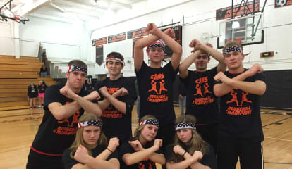 It's Dodgeball Tournament Time At Bronxville High School