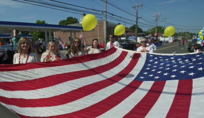 Parades Prepare To Step Off As Greenwich Celebrates Memorial Day