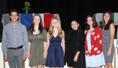 31 Pleasantville Students Inducted Into Language Arts Honors Societies
