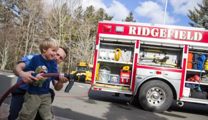 Touch-A-Truck Comes To Ridgefield Academy
