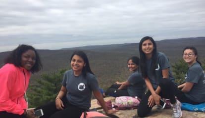 Valhalla High School Book Club Hikes Appalachian Trail