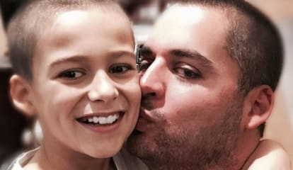 Locals Rally Around Scarsdale Father To Honor 'Childhood Cancer Warrior'
