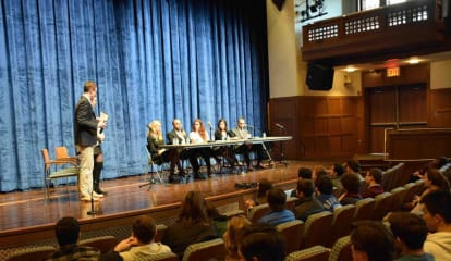 Bronxville Students Hold SFL Day to Understand Syrian Refugee Crisis