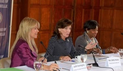 College of New Rochelle Roundtable Discusses Women's Leadership