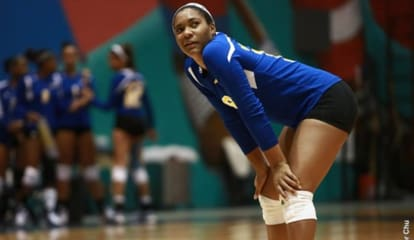 Former Monroe College Volleyball Standout Turns Pro In Puerto Rico