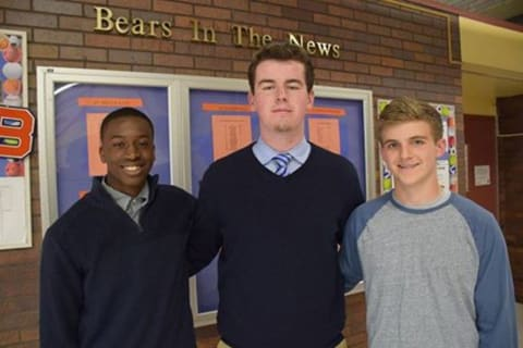 Briarcliff HS Students Recognized As All-State Basketball Players