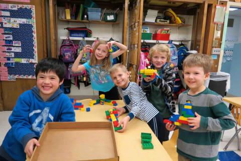 Croton-Harmon Students Enjoy Global School Play Day