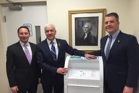 Westchester Gets 12 More Drop-Off Boxes For Unused Drugs