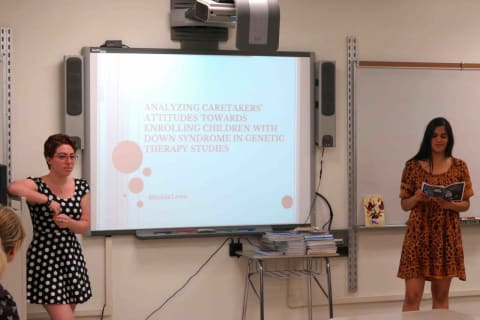Croton-Harmon Scientists Impress At Research Symposium