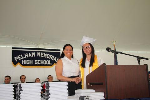 Pelham High School Celebrates Class Of 2016