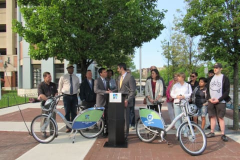 New Rochelle Rolling Out County's First Bike Share Program