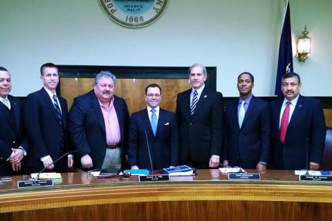 Port Chester Mourns Loss Of Longtime Trustee Saverio 'Sam' Terenzi