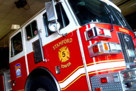 Residents Escape Fire In Multi-Family House In Stamford, But Pet Dies