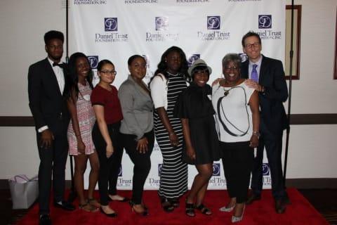 Bridgeport Winner Of Daniel Trust Award Heads To Fairfield U