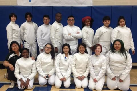 Woodlands High Places Fourth In Fencing Sectionals
