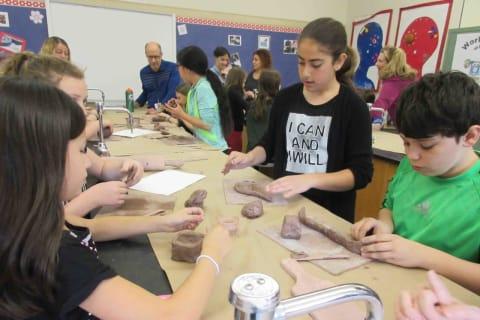 Irvington Students Explore Aztecs, Incans, Mayans