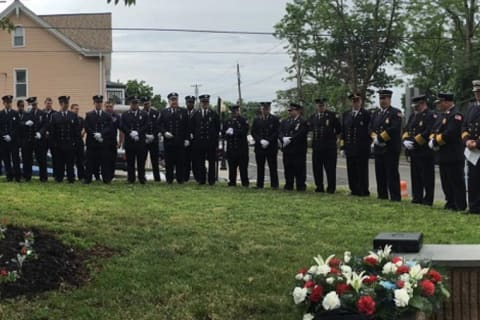 Croton Firefighters Remember Fallen On Memorial Day