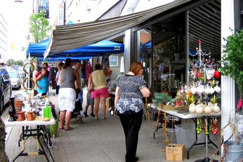 Bronxville Summer Sidewalk Sale Scheduled For June 3