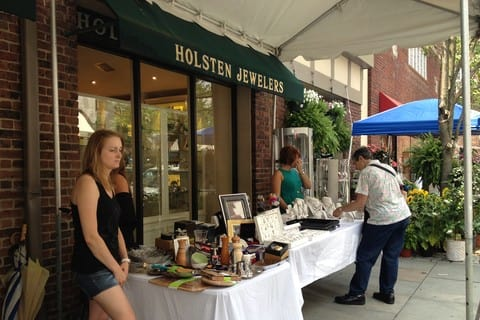 Sidewalk Sale Set To Return To Scarsdale Streets Next Month