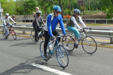 'Bicycle Sunday' Returns To Westchester County This Weekend In White Plains