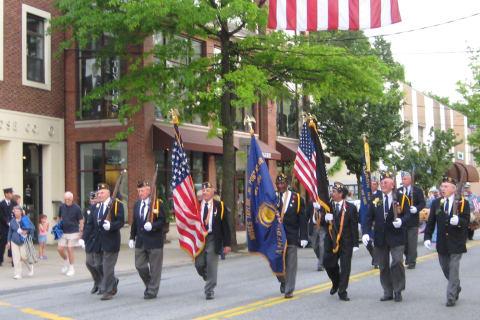 Mount Kisco Hosting Memorial Day Parade