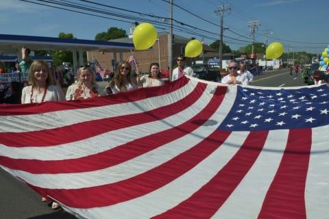 Parades Prepare To Step Off As Danbury Celebrates Memorial Day