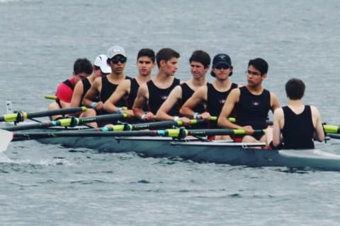 Rye High Rowers Head To Nationals After Winning State Title
