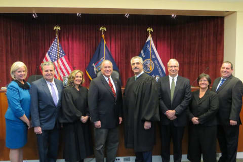 Judicial Conduct Commission Disciplines Eastchester Town Justice