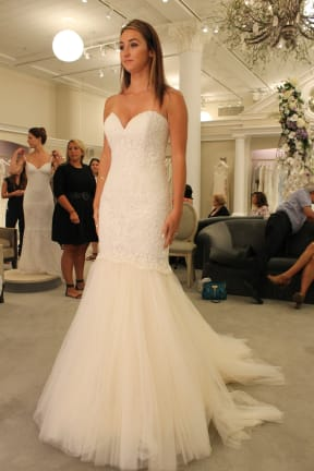 Fairfield County Bride Says 'Yes To The Dress'