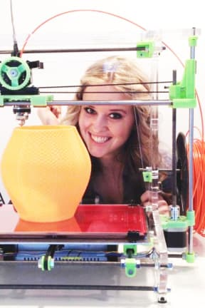 See A 3-D Printing Demonstration At Larchmont Public Library