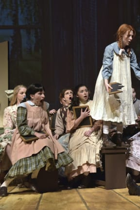 'Anne Of Green Gables' Opens At WCSU In Danbury