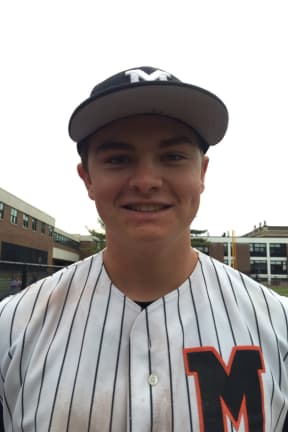 Brian Knapp Named Mamaroneck/Daily Voice Standout Student-Athlete