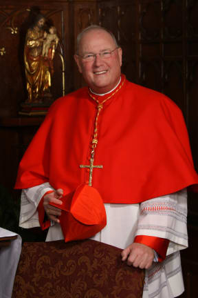 Westchester Business Group Names Cardinal Featured Speaker At Annual Dinner