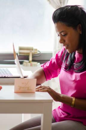 White Plains Shoe Designer Uses Westchester As Her Inspiration