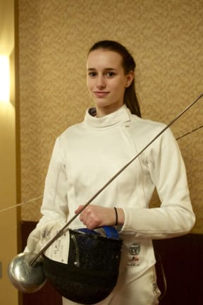 Strategy, Athleticism Are Keys At Fencing Center In Brewster