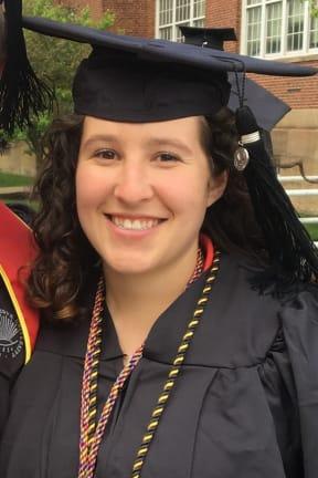 Fox Lane Alumna Elizabeth Benway Graduates From Case Western Reserve